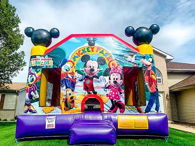 3D Disney Mickey Park Medium